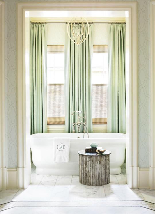 Decorating trends 2016 loretta j willis designer for Waterworks copper tub