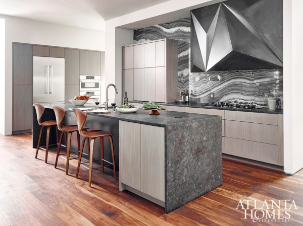 Grand Prize Winner: Modern Industrial Kitchen by Scott West, West Architecture Studio, Principle Builders Group