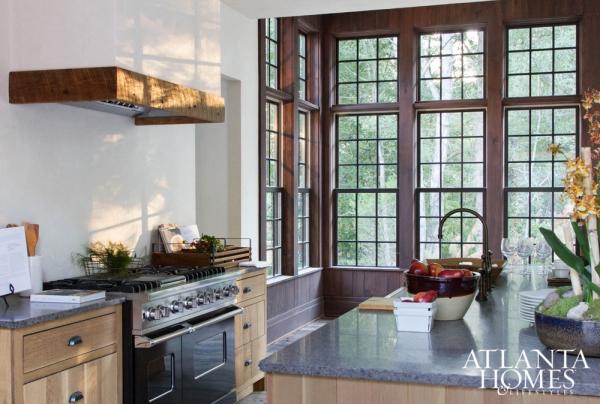 Refined European~Melanie Davis Design, Rhinehart Pulliam & Company, John Bynum Custom Homes