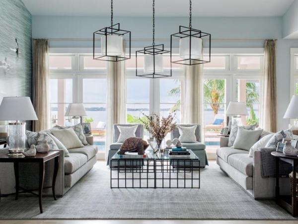 HGTV Dream Home 2016, Living Room, Brian Patrick Flynn