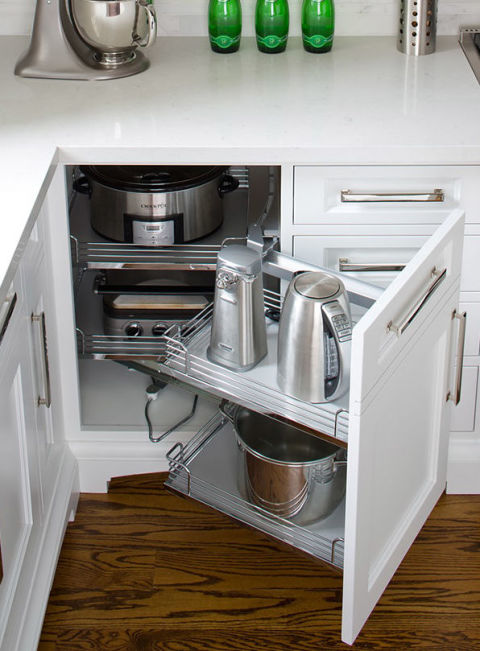 Swing-out Storage Cabinets by Jane Lockhart