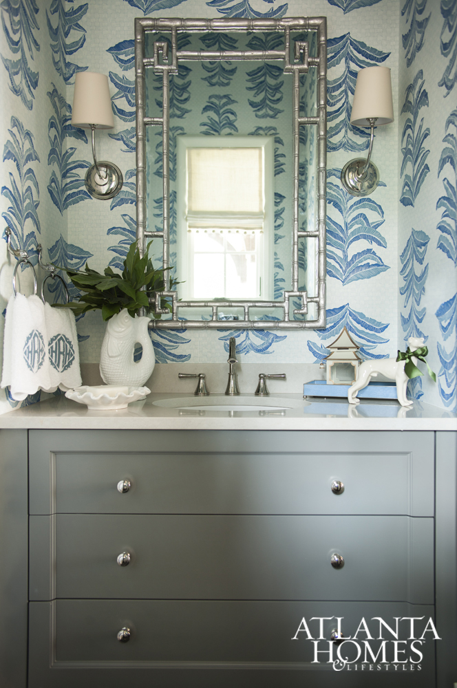 Wallpaper trends 4 loretta j willis designer for Wallpaper trends for bathrooms