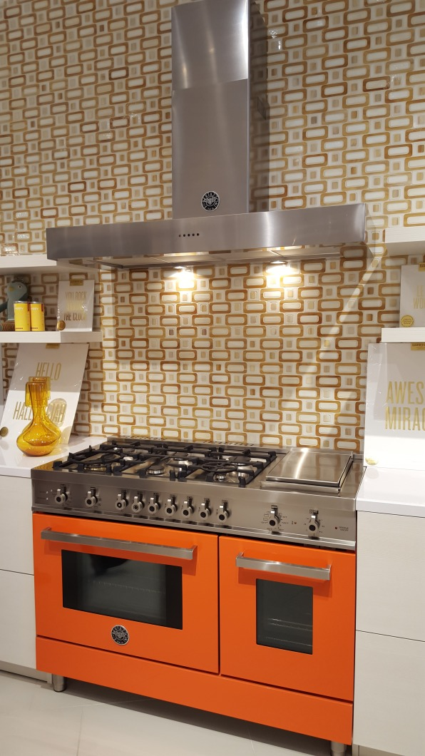 Kitchen Appliance Color Trends by Bertazzoni