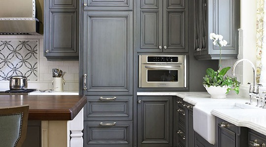 Kitchen cabinet color trends 2016 2017 loretta j willis Kitchen cabinet colors 2016