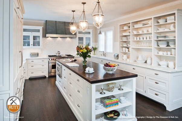 Custom Cabinetry Rutt Handcrafted Cabinetry