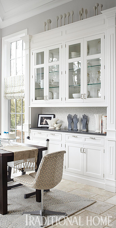 Classic Cabinetry with a Modern Flair, Buckingham Interiors + Design