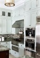 Built-in Coffeemaker and Steam Oven by Miele are Perfect Add-ons for this Entertaining Kitchen, Dee Dee Taylor, Traditional Home