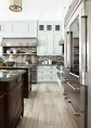best kitchen trends-ultimate work zones equipped with glass-front Sub-Zero refrig by Dee Dee Taylor-TH