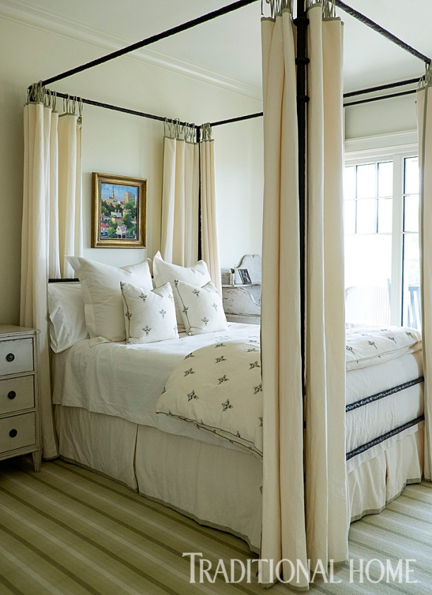 Guest Bedroom with Soothing Neutrals