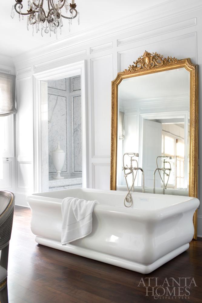 luxury bath trends 2017-dramatic soaking tub, Karen Ferguson, AHL ...