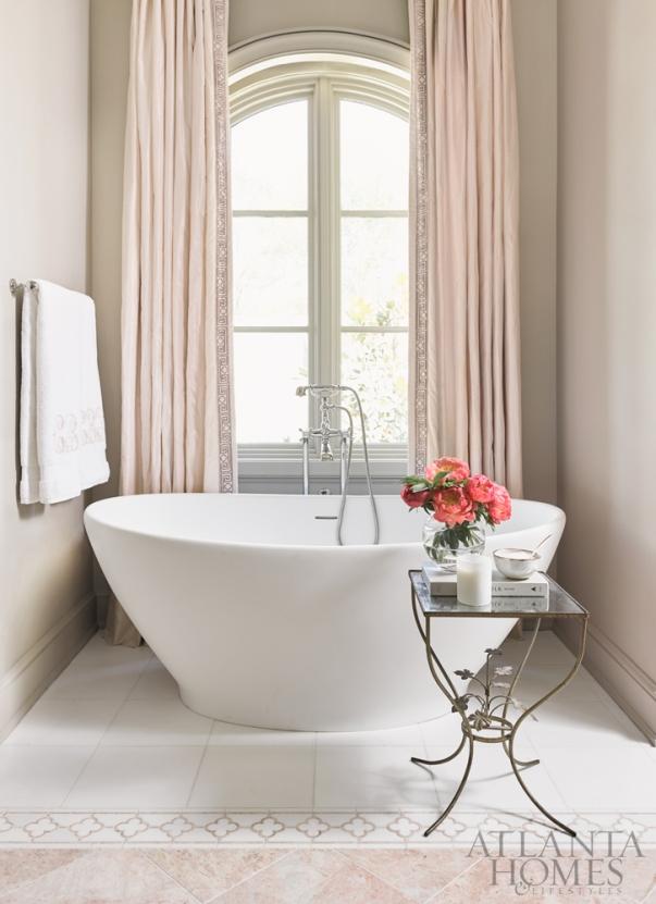 Luxury Soaking Tub, Courtney Giles