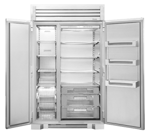 True 48 Refrigertor-Freezer