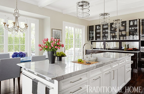 Kitchen with Quartz & Granite Countertops, Craig Steinhaus