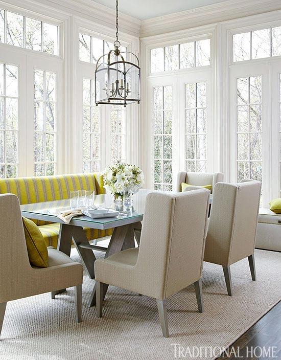 Light-filled Breakfast Room, Musso Design Group