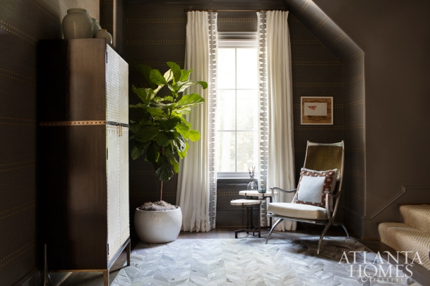 Intimate Lounge, Brian Watford Interiors