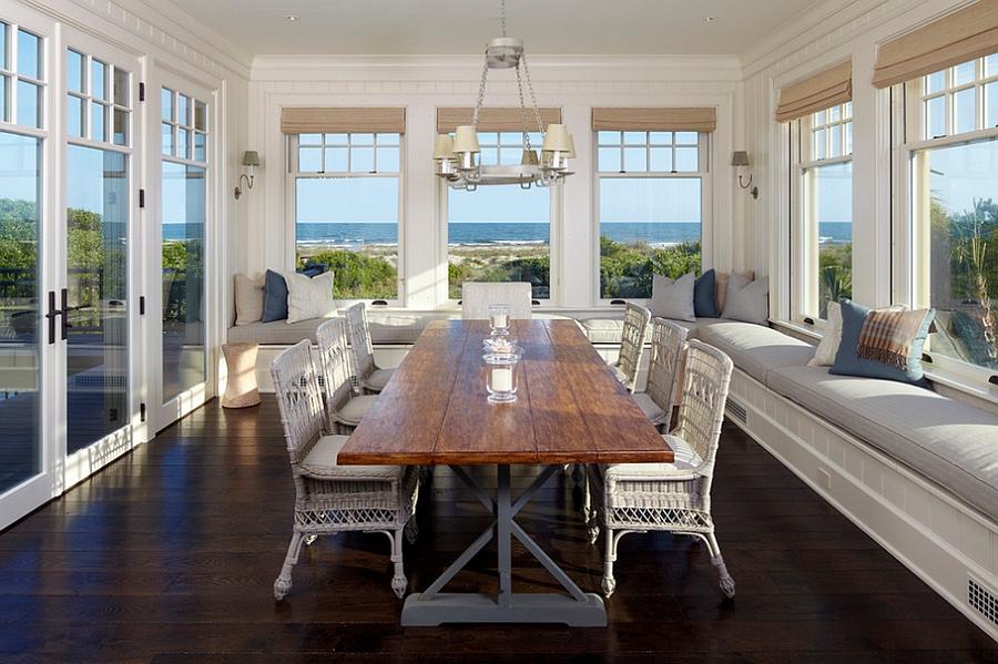 Casually Elegant Sunroom, Anderson Studio of Architecture & Design