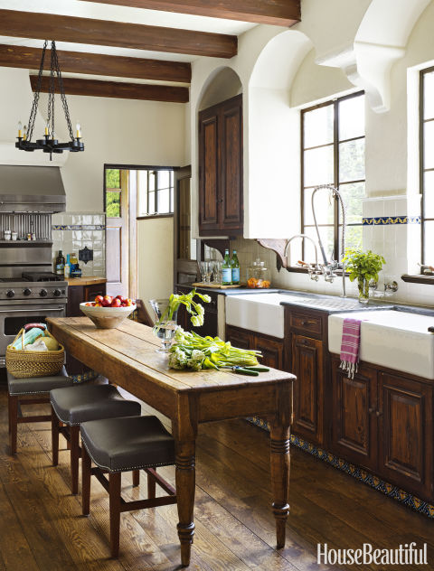 Farmhouse Style Kitchen Sinks by Rohl
