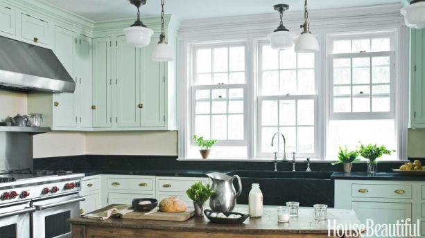 Soapstone Kitchen Sink and Countertops