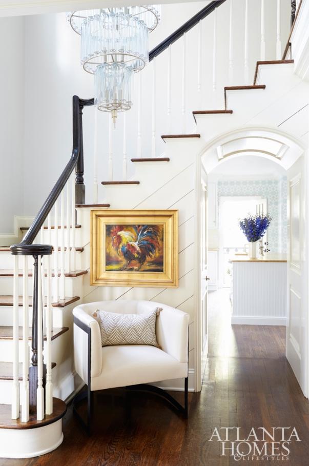 A Calm Entry into an Amazing Home, K Kong Designs