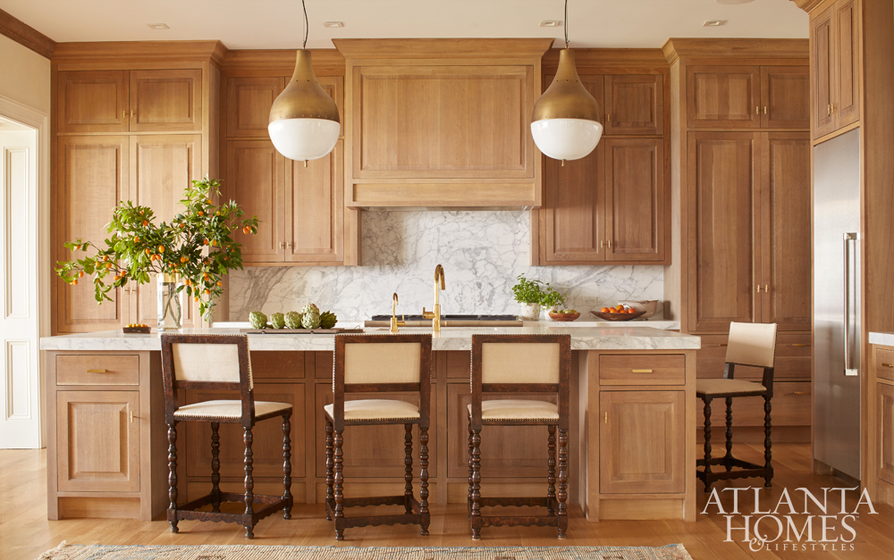 Top Kitchen Trends 2017 Warm Bleached Oak Cabinetry Andrew