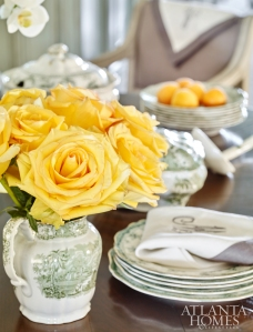 design trends, tablescape