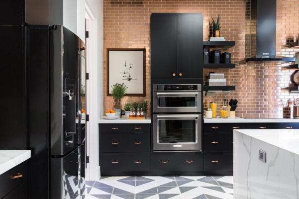 hgtv smart home 2017, kitchen