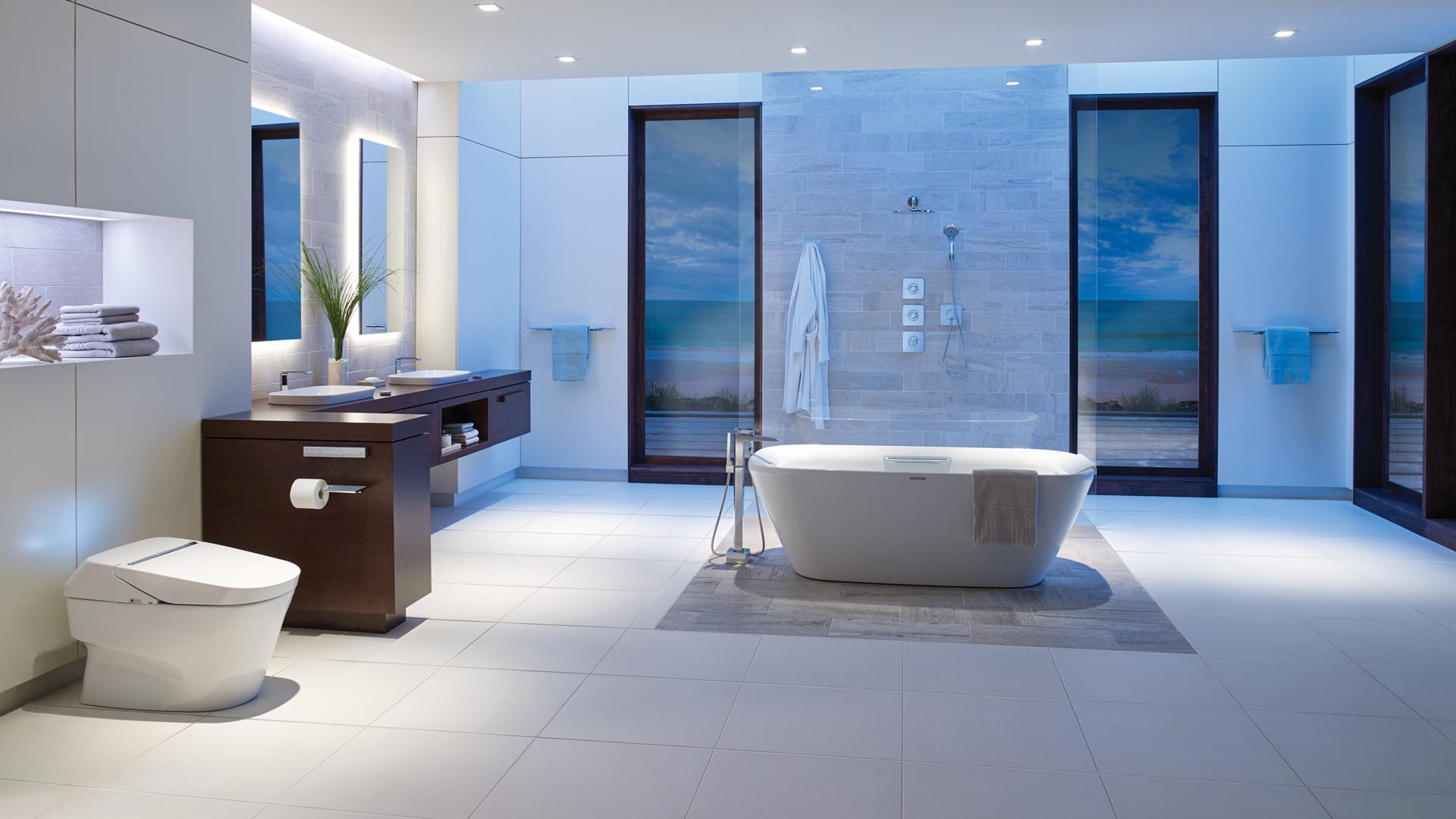 Kitchen bath best in show kbis 2017 loretta j for Toto bathroom designs