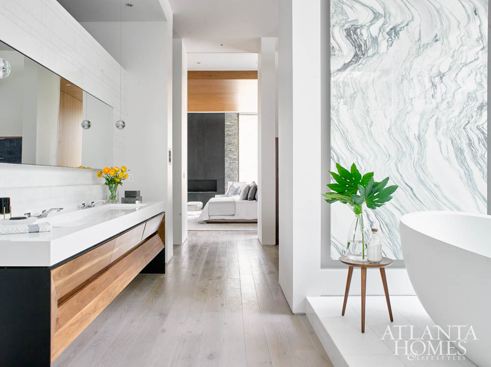 Luxury bath trends 2018 bath of the year contest winners for Modern bathroom tile trends