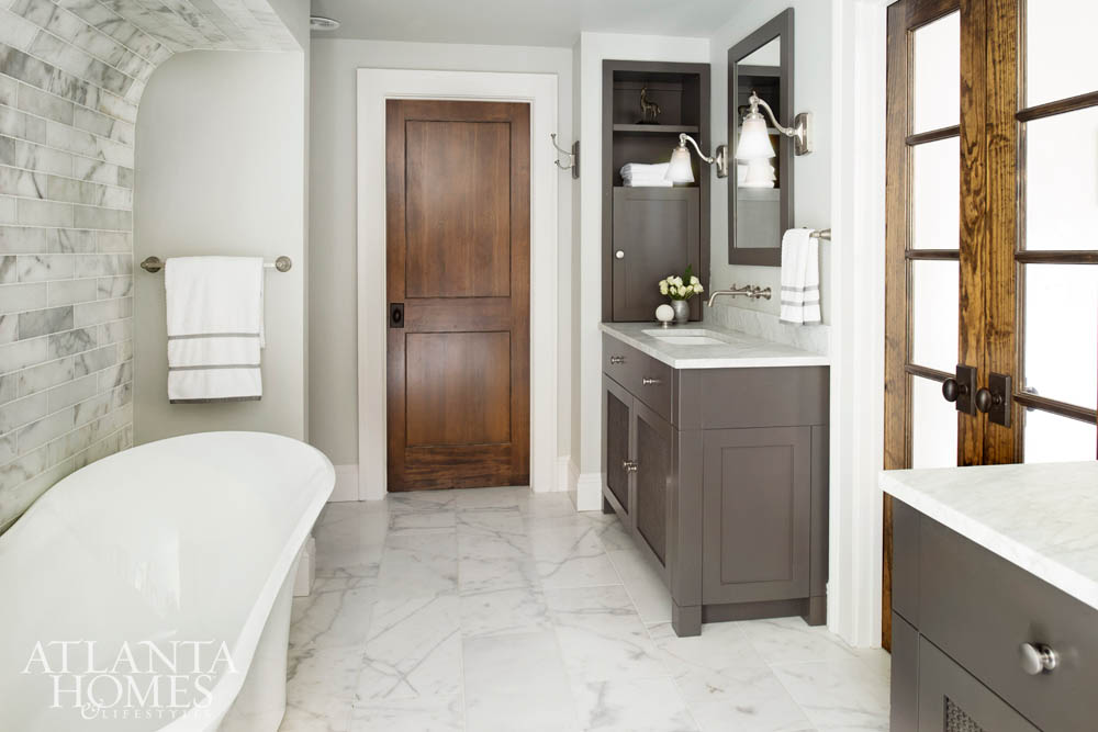 luxury bath trends 2018, natural stone