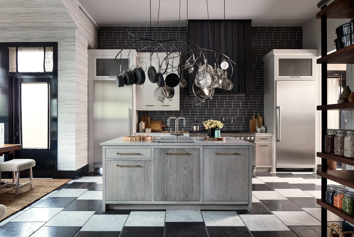 Kitchen of the year 2017 house beautiful loretta j for House beautiful kitchens