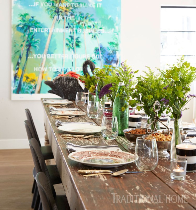 tablescape design, holiday trends