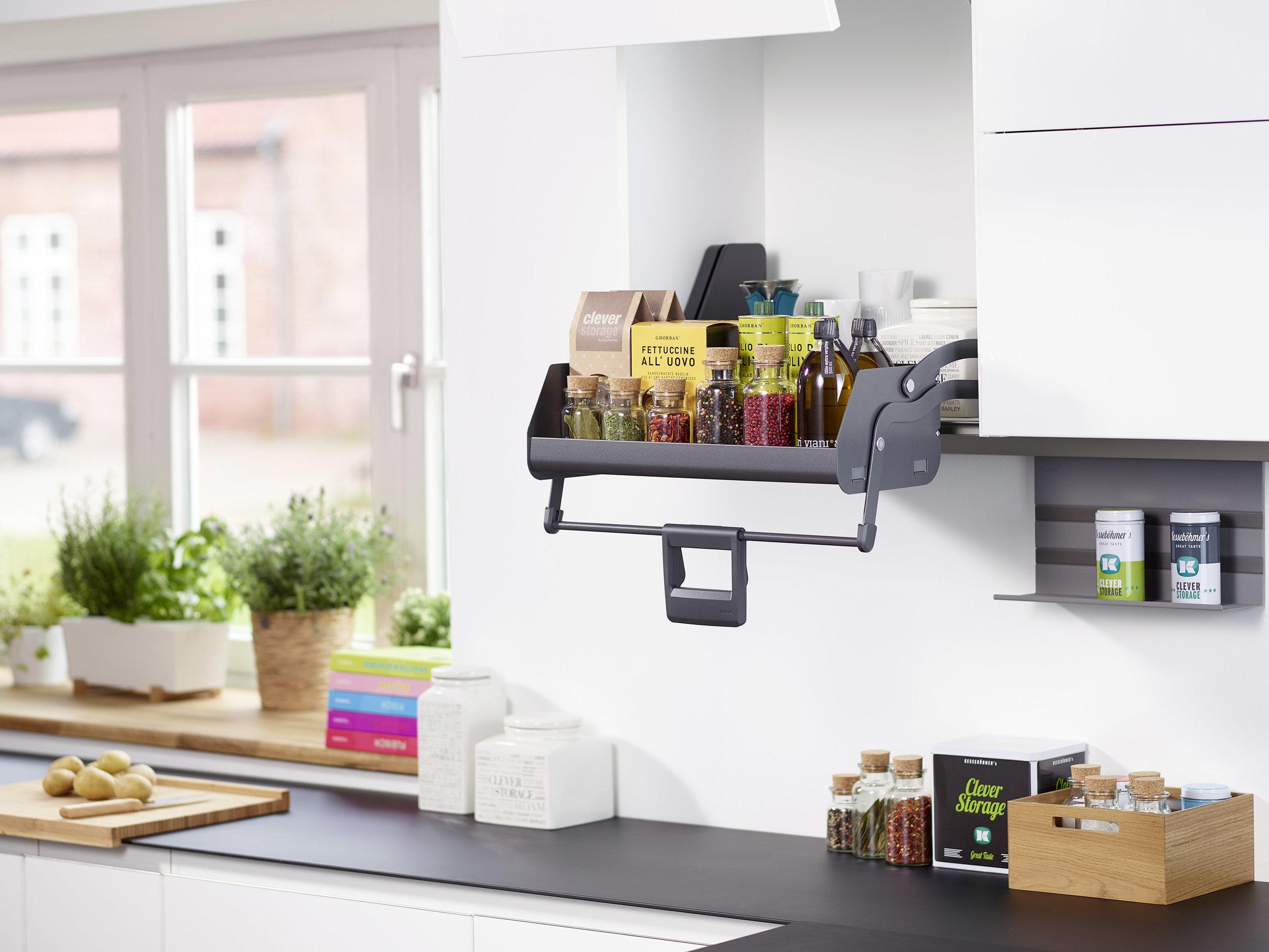Kitchen Appliance & Storage Trends 2018