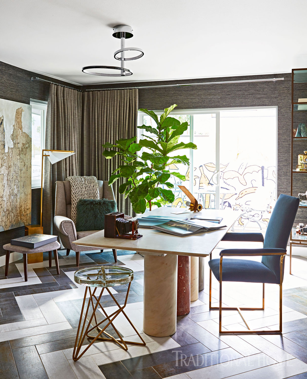 Home Office Trends: Modern Design €� Loretta J. Willis, DESIGNER
