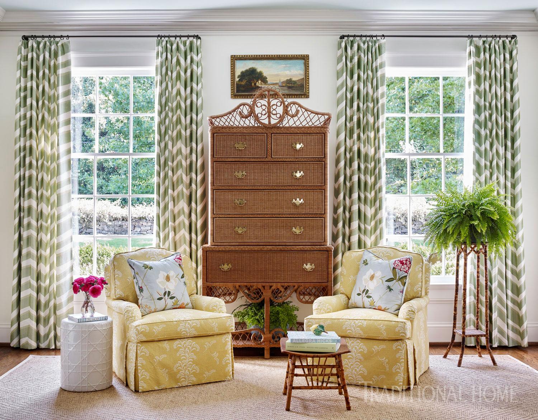 Living Room Decor Trends To Follow In 2018: Loretta J. Willis, DESIGNER