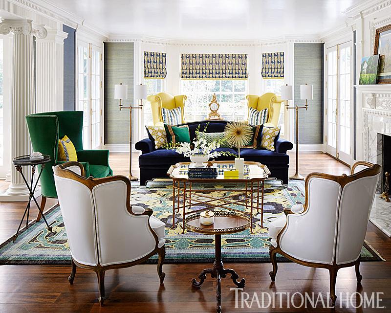Bold Interiors 5 Loretta J Willis Designer