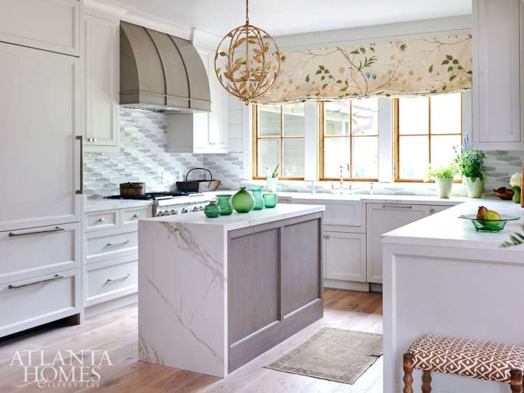 kitchen trends 2018-2019, cashiers designer showhouse