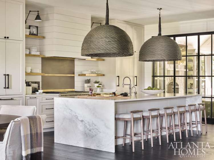 kitchen trends 2018-2019, luxury kitchen