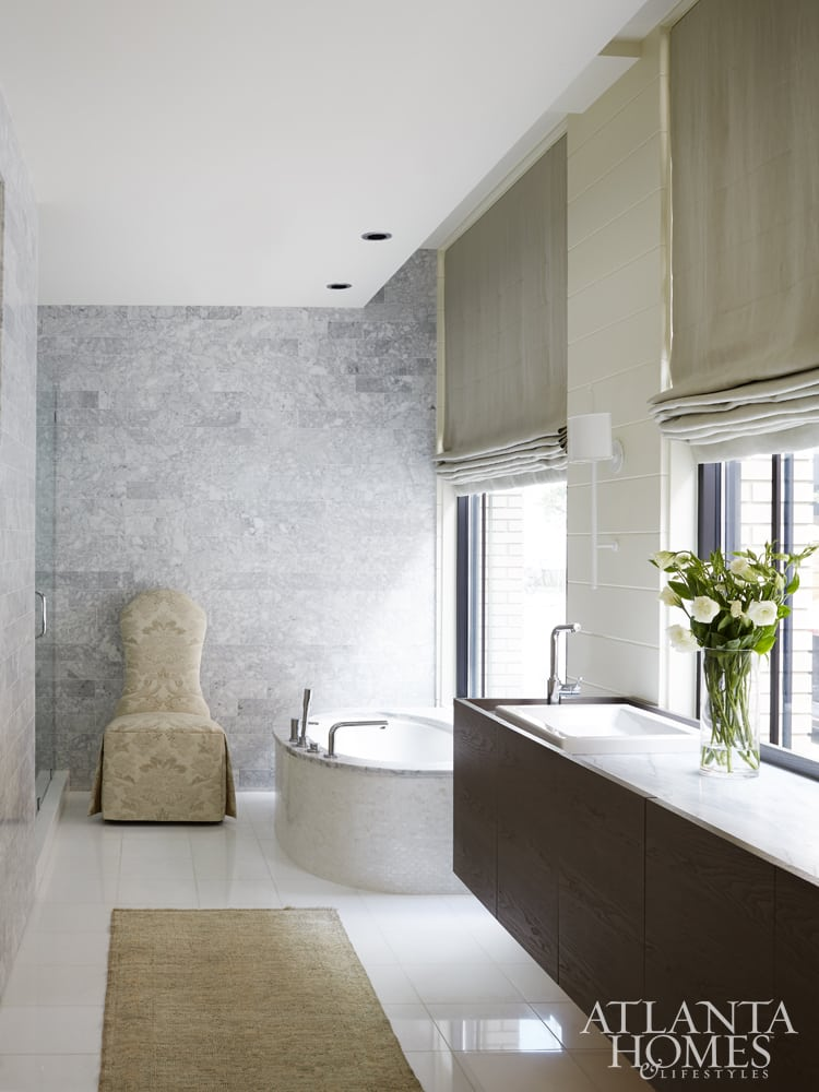 Tile Trends In Bathroom Furniture For 2017: Loretta J. Willis, DESIGNER
