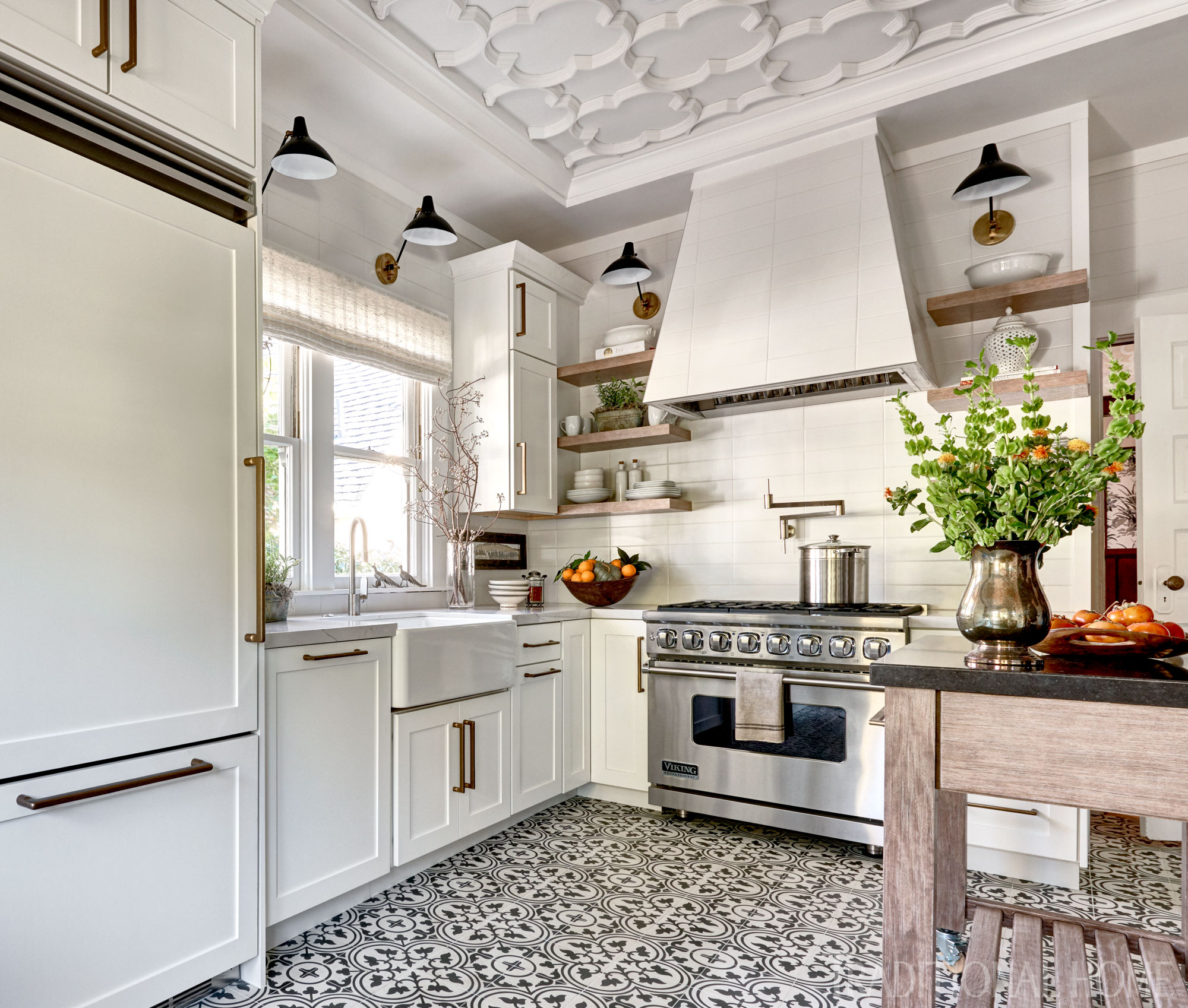 The Top 10 Flooring Trends For 2019: Loretta J. Willis, DESIGNER