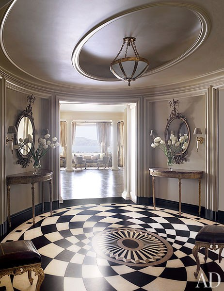 design trends, foyers, fall trends