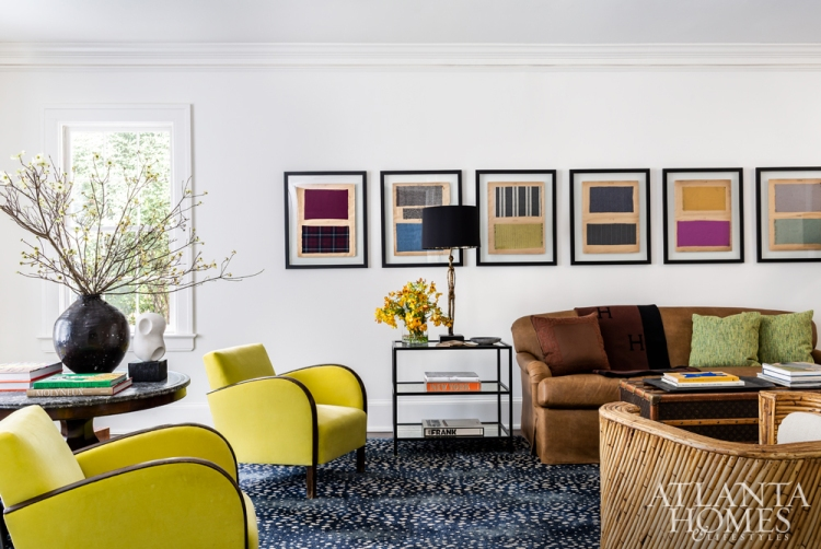 color trends 2020, interior design