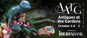 design event, antiques, garden