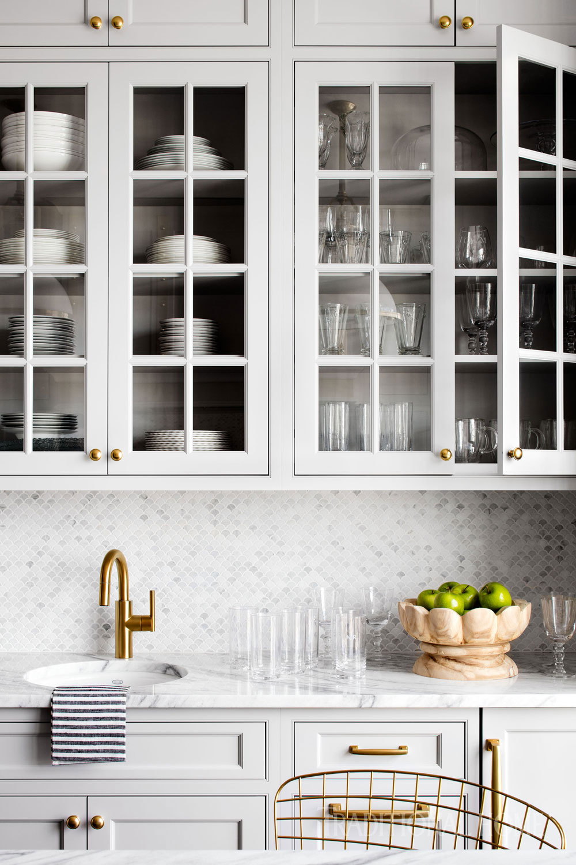 A Touch Of Glam In Kitchen Trends Loretta J Willis Designer