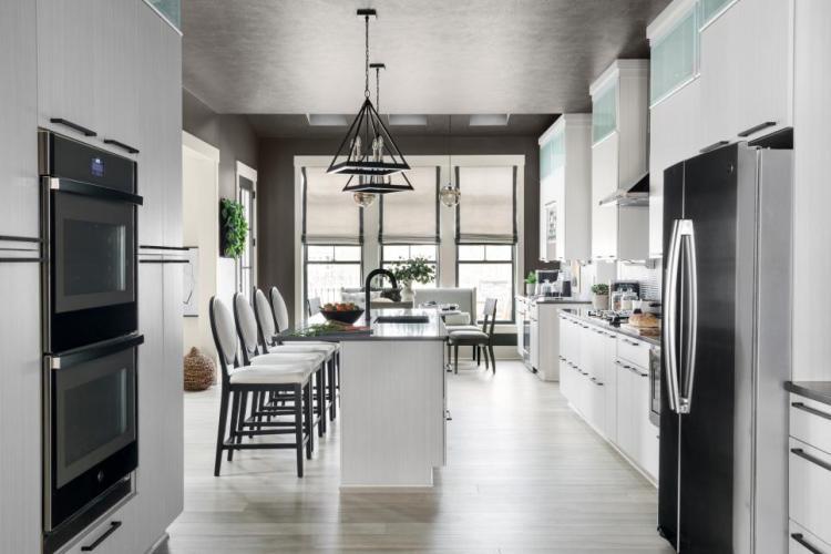 kitchen trends 2020, flooring trends 2020