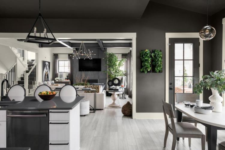 kitchen trends 2020, hgtv smart home 2020
